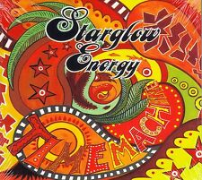 STARGLOW ENERGY - TIME MACHINE  yellow coloured vinyl  SELP 7009