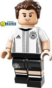 LEGO Minifigures DFB German Football Soccer Series 71014 Mario Götze