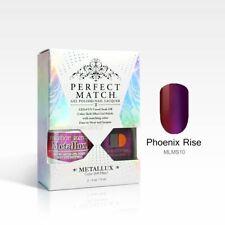 Lechat Perfect Match UV Gel + Nail Polish - MLMS10 Phoenix Rise 0.5oz