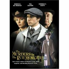 The Murders in the Rue Morgue (DVD) NEW