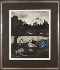 Mychael Barratt (Canadian-British,b.1961) Original Etching Print Signed