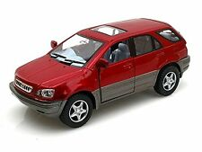 """New 5"""" Kinsmart Lexus RX300 diecast model toy car 1:36 scale Red"""