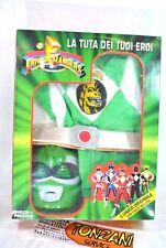 Abito Carnevale, Power Rangers TOMMY, tuta dei tuoi eroi, GIOCHI PREZIOSI, TG2