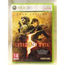 Resident Evil 5 Gold Edition Microsoft Xbox 360 Pal
