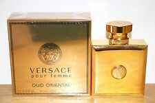 Versace Pour Femme Oud Oriental 3.3/3.4oz Edp Spray For Women New In Box
