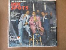 THE SENSATIONAL INK SPOTS- RECORDED AT LAS VEGAS- DIPLOMAT RECORDS LP