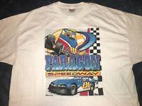 VTG Paragon Speedway Indiana Men's XXL Saturday Night Shootout Racing T-Shirt