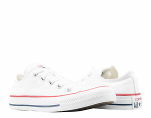 Converse Chuck Taylor All Star OX White Low Top Sneakers M7652