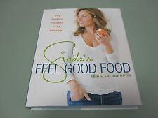 BRAND NEW GIADA'S FEEL GOOD FOOD BY GIADA DE LAURENTIIS 2013 HARDCOVER