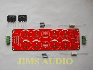Heavy duty power supply partial kit Pass amplifiers !