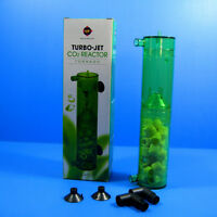 Co2 Turbo-Jet Reactor Diffuser Atomizer for 15-150gal Aquarium Plantde Fish Tank