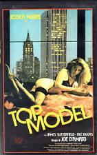 TOP MODEL  (1990)  VHS 3B Magnum  Jessica MOORE