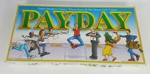 Vintage Pay Day Board Game 1994