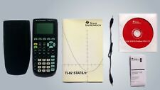 Calculatrice Scientifique Graphique Texas Instruments TI-82 STATS