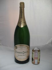 RARE PERRIER JOUET CHAMPAGNE GRAND BRUT 3000ML EMPTY DUMMY DISPLAY BOTTLE