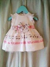 Monnalisa Girls Dress NWT 3m Easter spring