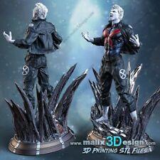 Iceman 1/10 Scale Resin Model Kit marvel universe X-men