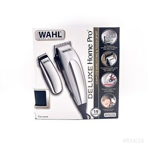 Wahl Deluxe HomePro Haarschneider - Silber (79305-1316) #B14/15