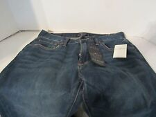 NWT Genuine Lucky Brand Mens jeans 30x30 NWT 221 ORIGINAL STRAIGHT  Med. SUMMIT