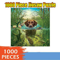 New Puzzle Dog Jigsaw 1000 Piece Pieces Educational puzzle Gift Kids Adults