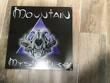 Mountain Mystic Fire 12 X 12 Promo Poster Flat 2 Sided
