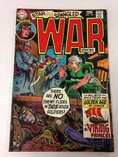 Star Spangled War Stories #150 May 1970 Enemy Ace The Viking Prince