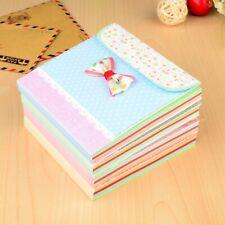 Notebook Journal Bowknot Stationery Kawaii Kids Creative Writing School Supplies