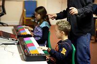 Learn to Play Keyboard My First Keyboard Book Starters Kids Beginners Adults