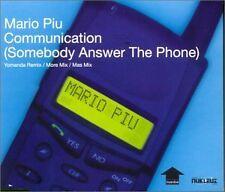 Communication (Somebody Answer the Phone) [Single] 1999