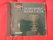 COMPILATION - LA MIA BANDA SUONA IL ROCK- EDIZIONE DEAGOSTINI. CD