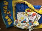 1970%E2%80%99s+vintage+pac+man+sleeping+bag+with+sheets
