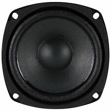 "NEW Super Duty 4.5"" Inch Speaker Woofer Driver Home Car 8 Ohm 110W Full Range"