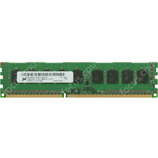 Micron 8GB PC3L-12800E DDR3-1600Mhz 1.35V 240Pin ECC Unbuffered Memory Ram