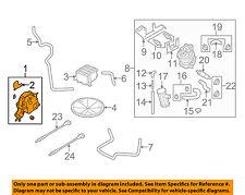 AUDI OEM 07-09 A4 Fuel Injection-Vacuum Regulator 06E145100T