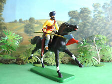 Armies in plastic Colonial Bengal lancer with lance 1:32 painted