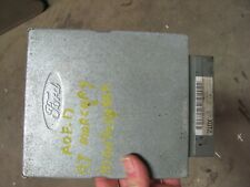 1997 MERCURY MOUNTAINEER/FORD EXPLORER ENGINE COMPUTER Part # F77F-12A650-BLC