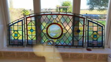 Antique Stained Glass Windows Salvage