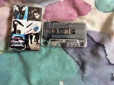 U2 Achtung Baby Cassette Australia