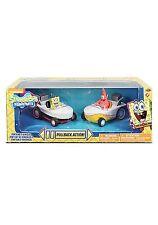 SpongeBob & Patrick Jellyfish Racers 2 Pack