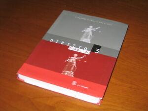 DIRITTO Pubblico 3 - Zagrebelsky / Oberto / Stalla / Trucco ( Le Monnier )