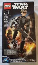 LEGO STAR WARS Sergeant Jyn Erso 75119 Buildable Figure BRAND NEW FACTORY SEALED