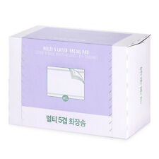 The Face Shop Daily Beauty Tools Multi 5 Layer Facial Pad 80ea