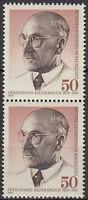 Briefmarke 1975 Berlin 492 postfrisch Paar senkrecht Ferdinand Sauerbruch