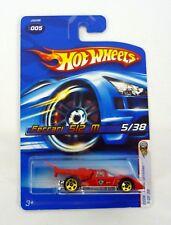 HOT WHEELS FERRARI 512 M #005 2006 First Editions Die-Cast Car MOC COMPLETE 2005