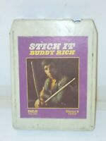 8 Track Cassette buddy rich stick it