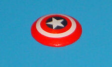 Marvel Heroclix Captain America Shield 3D Object S102 Limited OP Kit w/Card