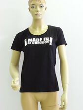 """T-SHIRT """" SHARELL """" MADE IN LE CREUSOT T. L NEUF PRIX BOUTIQUE 39 €"""