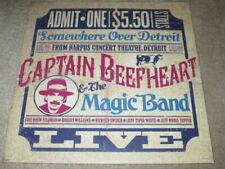 Disques vinyles 33 tours de Captain Beefheart, LP