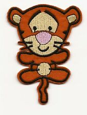 Baby Tigger Embroidered Patch Iron-on Good Luck Magic Charm Winnie the Pooh