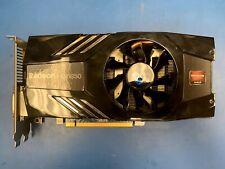 Sapphire AMD Radeon HD 6850 PCIe 2.1 Graphics Video Card 1GB DVI DP HDMI 100315L